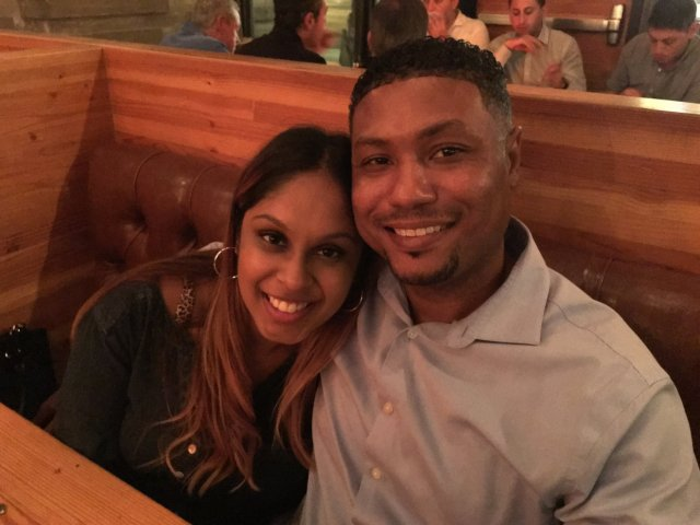 Interracial Couple Melissa & Byron - Austin, Texas, United States