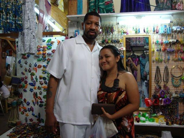 Interracial Couple Iris & Ray - United States - Philippines